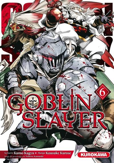 - GOBLIN SLAYER - TOME 6 - VOL06